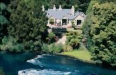 Accommodation: Huka Lodge
