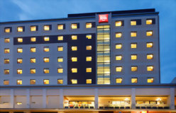 Accommodation: Hotel Ibis, Christchurch