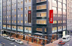 Accommodation: Hotel Ibis Wellington