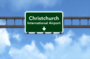Depart Christchurch today