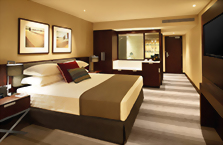 Accommodation: InterContinental Wellington