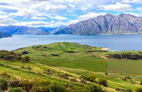 Maher Escorted Tours - New Zealand Lakes Tour - Day 13
