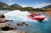 Jet Boating Hanmer Springs
