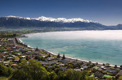 Arthur's Pass to Kaikoura