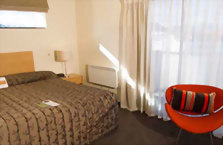 Accommodation: Kingsgate Hotel Dunedin (or similar)