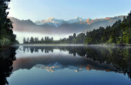 Half Day Lake Matheson Eco Tour
