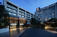 Accommodation: Cordis Auckland Hotel