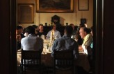 Dinner at Camp Estate, Larnach Castle