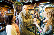 Lord Of The Rings Full Day Tour - Wellington