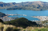 Akaroa to Christchurch (via Lyttelton)