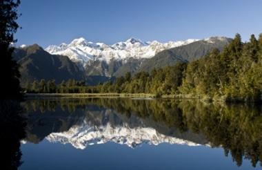 Fox Glacier and Lake Matheson Tour