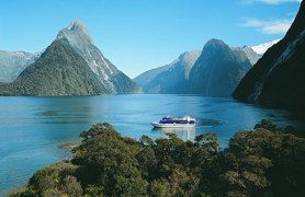5 days of FUN in Fiordland - Day 1