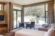 Accommodation: Milford Sound Lodge