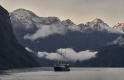 10 day Glaciers and Overnight Fiordland - day 6