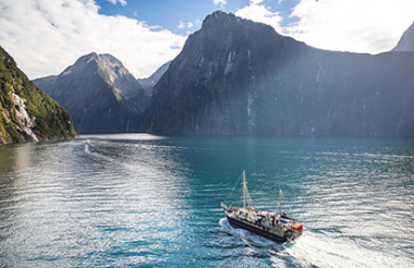 Milford Sound Nature Cruise with Scenic Return Flight