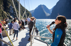 Grand Pacific Tours 10 Day South Island Festive Highlights Tour - Day 6
