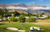Accommodation: Millbrook Resort, Arrowtown
