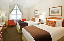 Accommodation: Millennium Hotel Queenstown