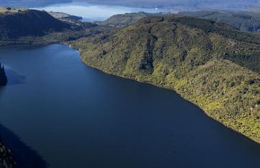 Volcanic Air Mount Tarawera & Orakei Korako Thermal Explorer by Helicopter