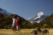 Mount Cook Encounter Guided Walk