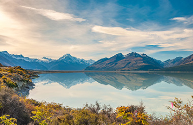 Queenstown to Christchurch with GreatSights (Includes Lunch)