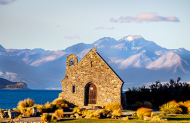 Christchurch to Mount Cook with GreatSights