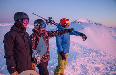 Mt Hutt Ski Field