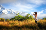 Aoraki-Mt. Cook National Park