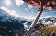 Glacier Highlights Ski Plane Flight