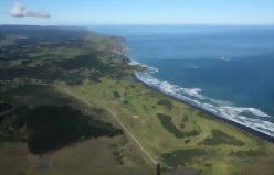 Golfing Tour of New Zealand - day 2