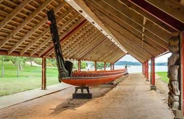 Waitangi Treaty Grounds