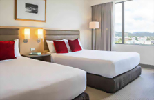 Accommodation: Novotel Lakeside Rotorua