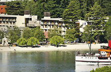 Accommodation: Novotel Queenstown Lakeside