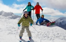 5 Day Boutique Queenstown Ski Holiday - day 2