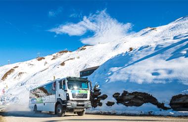 NZSki Snowline Bus: Hotel Pick Up and Return Pass