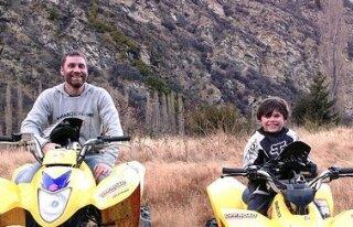 Adventure Quad Bike Tour
