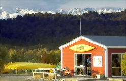 14 Day South Island Wilderness Encounters Tour - day 4