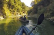 Hobbit Barrel Run Kayak Trip