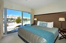 Accommodation: Peppers Bluewater Resort, Lake Tekapo