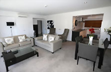 Accommodation: Picton Waterfront Apartments