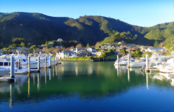 19 day Classic New Zealand Driving Tour - day 9