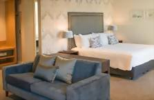 Accommodation: Porters Boutique Hotel