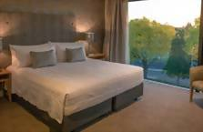 Accommodation: Porters Boutique Hotel (or similar)