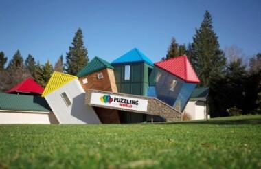 Stuart Landsboroughs Puzzling world
