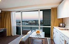 The Quadrant Hotels & Suites (or similar)