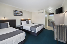Accommodation: Quality Inn Napier