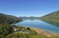 Queen Charlotte Track 4 day guided walk