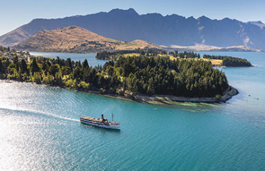 Mount Cook to Queenstown with GreatSights