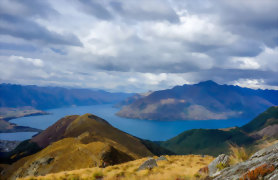 Queenstown to Queenstown South Island highlights - Day 3