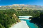 Arthurs Pass to Lake Tekapo via Inland Scenic Route
